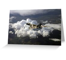 Vulcan Bird  Greeting Card