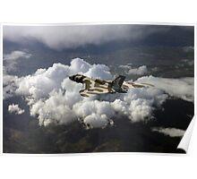 Vulcan Bird  Poster