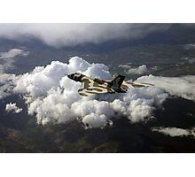 Vulcan Bird  Photographic Print