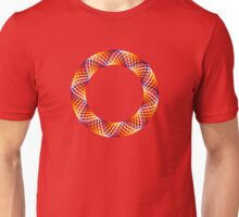 The swirling circle Unisex T-Shirt