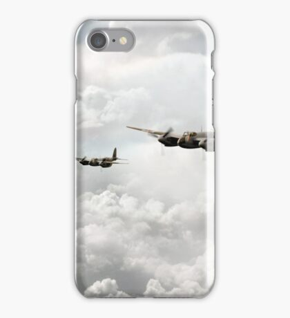 Mosquito Squadron  iPhone Case/Skin