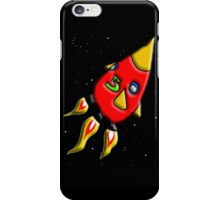 Rocket to the Moon iPhone Case/Skin
