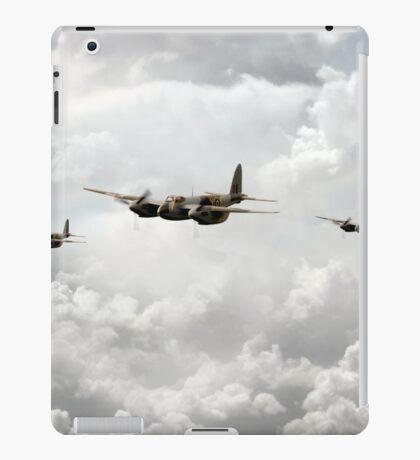 Mosquito Squadron  iPad Case/Skin