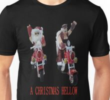 A CHISTMAS HELLOW Unisex T-Shirt