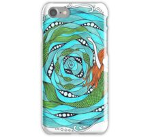 Mermaid Tangle iPhone Case/Skin