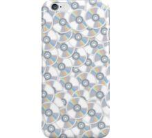 """COMPACT DISC HOLOGRAM"" DESIGN iPhone Case/Skin"