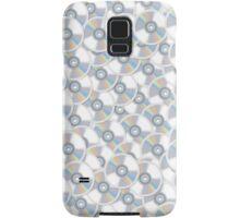 """COMPACT DISC HOLOGRAM"" DESIGN Samsung Galaxy Case/Skin"