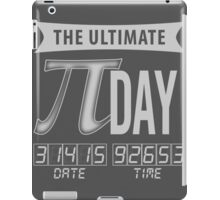 The Ultimate Pi Day iPad Case/Skin