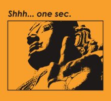 One Sec! by Greg Hess
