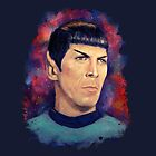 Son Of Sarek by tracieandrews