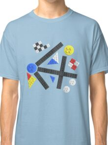 Kandinsky Toy Bricks Classic T-Shirt