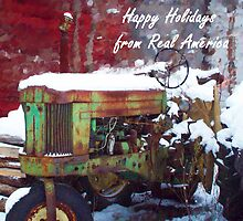 RURAL GREETINGS  by Michelle BarlondSmith