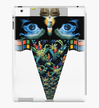 Flashback iPad Case/Skin