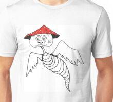 Death-cap mushroom bug Unisex T-Shirt