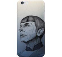 Live Long and Prosper - Blue iPhone Case/Skin