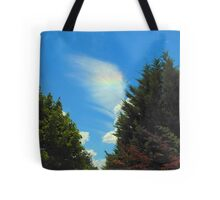 The Journey Begins - On an Angel's Wing Tote Bag