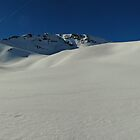 Ski Touring, Val d'Isere by Peak Photographics