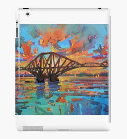 Forth Bridge Dawn iPad Case/Skin