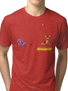 Housepets: Ball and Yarn Tri-blend T-Shirt