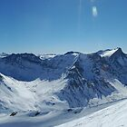A wonderful view, French Alps by Peak Photographics