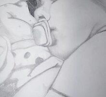 Sleeping Child by AmyLynn09