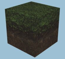 Blockcraft - grass - Photo realisitic version by ReverendBJ