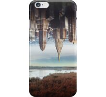 Separation of state iPhone Case/Skin