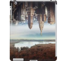 Separation of state iPad Case/Skin