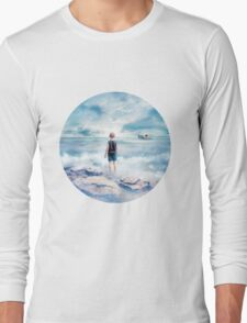 Waiting at the water's edge T-Shirt