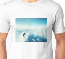 Heaven's already here above the clouds Unisex T-Shirt