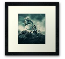 The Night's Watch Framed Print