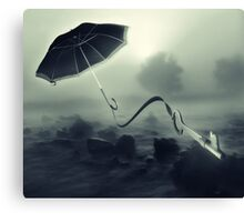 Hope Floats Away Canvas Print