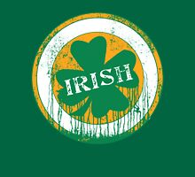 Dripping Irish Shamrock St. Patrick's Day T-Shirt