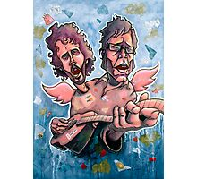 Bret and Jemaine Photographic Print