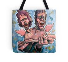 Bret and Jemaine Tote Bag