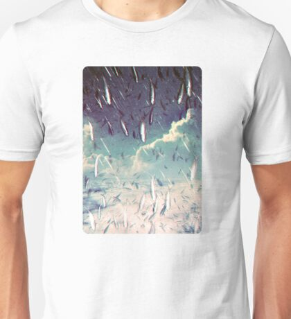 Swimming in your ocean Unisex T-Shirt