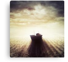 Ambitions Abandoned Canvas Print