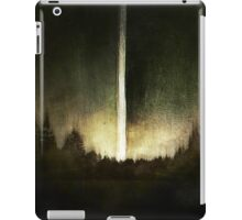 Search For Fire iPad Case/Skin