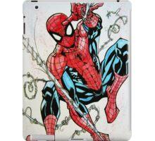 Spider-man Swinging iPad Case/Skin