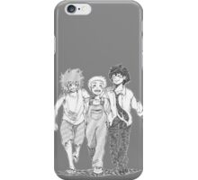 Darren, Evra, and Sam iPhone Case/Skin