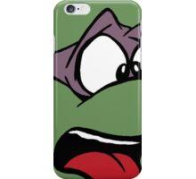 TMNT - Confused Donatello iPhone Case/Skin