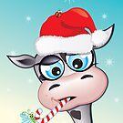 Critterz - Christmas spirit by Kat Massard