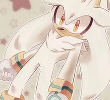 Silver the Hedgehog (Sonic the Hedgehog) by SonicIsFree