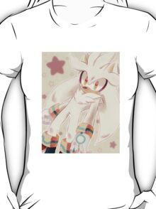 Silver the Hedgehog (Sonic the Hedgehog) T-Shirt