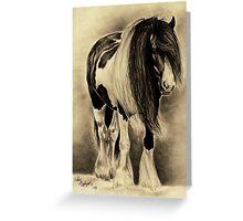 The Gypsy Greeting Card
