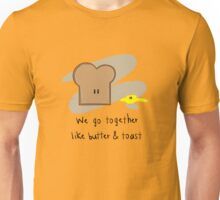 We go together... Unisex T-Shirt