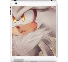 Silver the Hedgehog (Sonic the Hedgehog) iPad Case/Skin