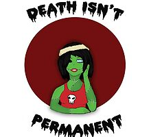 Death isn't Permanent by cosmicjellybean