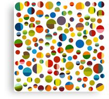 Found My Marbles Canvas Print