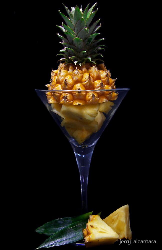 Pineapple Juice by jerry  alcantara